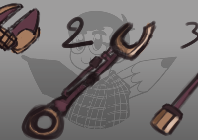 Concept Art arme