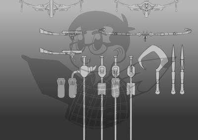 Turnaround armes