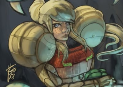 Happy Biurthday Samus & friends!