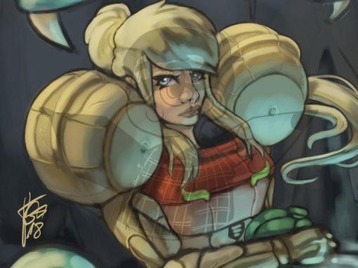 Metroid 32th Anniversary