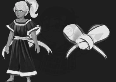 Iris concept art